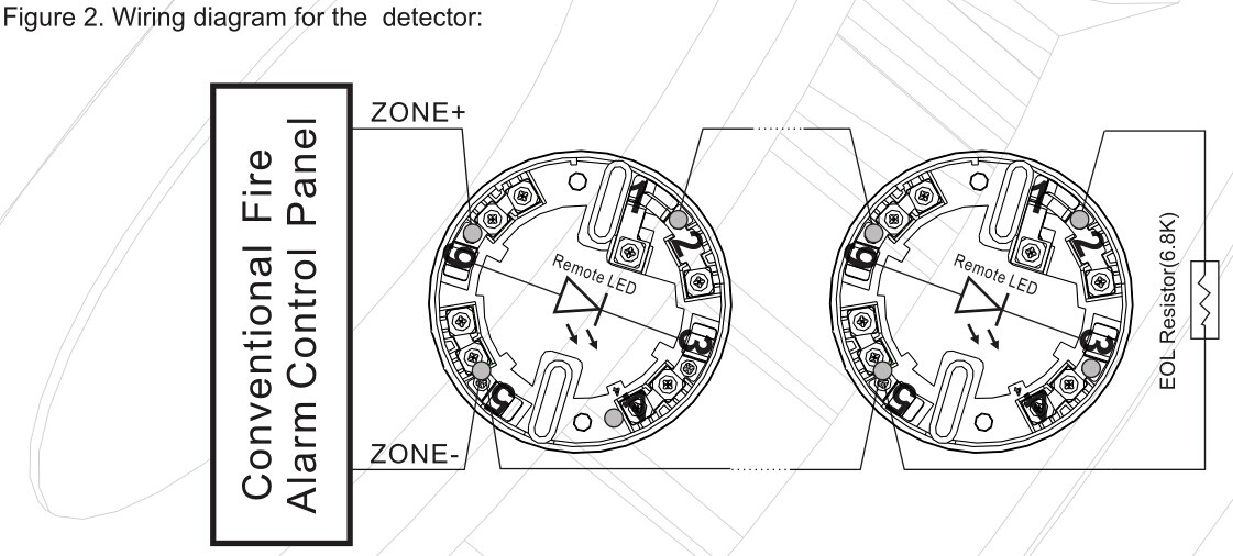 201405281715177770 conventional smoke detector:yt102c professional conventional and conventional smoke detector wiring diagram at gsmx.co