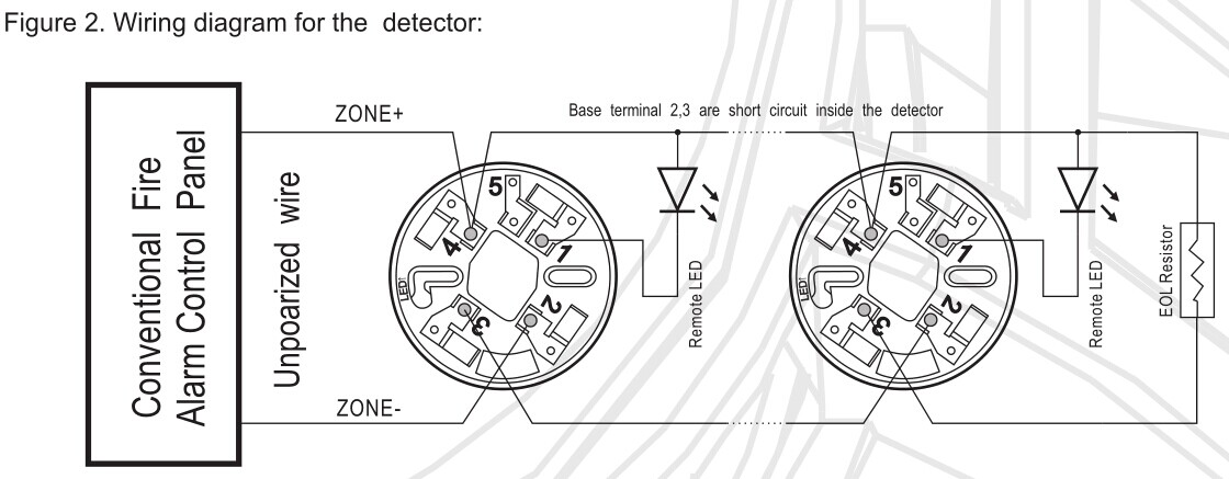 heat detector wiring diagram   28 wiring diagram images